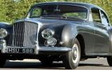 Bentley R Type Continental 1954