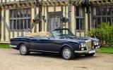 Bentley Corniche Convertible 1975