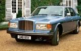 Bentley Silver Spirit 1980