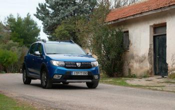 Dacia Sandero Stepway 2017