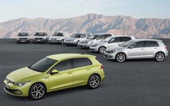 VW-Golf-2020-8-GENERATIONS