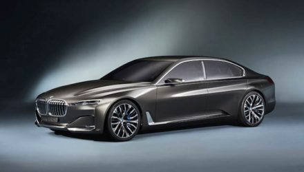BMW Future Luxury concept (2014)