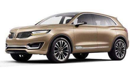 Lincoln MKX concept (2015)